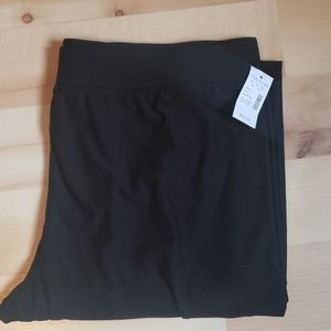 XXL Maurices black leggings